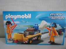 Playmobil City Action 5396 Flugzeugschlepper mit Fluglotzen - Neu & OVP