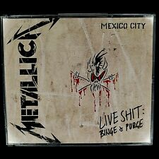 METALLICA - LIVE SHIT: BINGE & PURGE - MEXICO CITY - 1993 - USA
