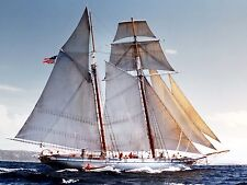 """""""CALIFORNIAN""""~OFFICIAL STATE OF CALIFORNIA TALL SHIP~PHOTO by BRUCE VANDALE 1988"""