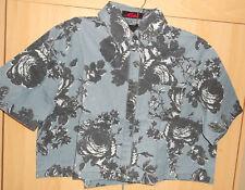 Motel Rocks Leigh Shirt Kew Denim BNWT Size: X Small