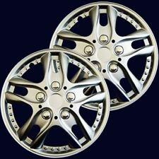 4x 13 pollici LUSSO raggi Mascherina Radzierblenden CROMO pannelli Oldtimer CLASSIC CAR