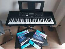 Yamaha Portable Keyboard PSR-E363 mit Ständer & Hocker- TOP ZUSTAND!!!!