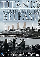 Titanic - A Legend Built In Belfast [DVD], Good Used DVD, ,