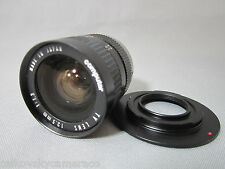SALE! SUPER-16 MODIFIED BLACK MAGIC 1.3/12.5MM C-MOUNT LENS BMPCC MOVIE CAMERA