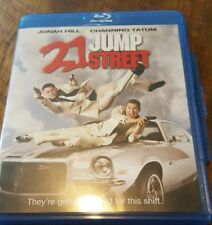 21 Jump Street Blu-ray Disc Jonah Hill
