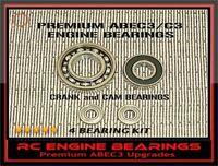 OS Max 46 AX55 ROYAL SIGNATURE 46 45 Royal 40 46 FX40 RC Engine BEARINGS UPGRADE