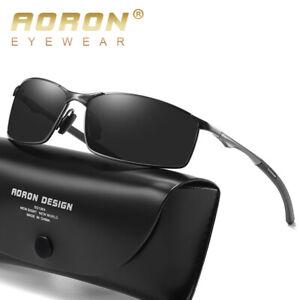 AORON Polarized Photochromic Chameleon Sunglasses Mens Driving Sun Glasses UV400