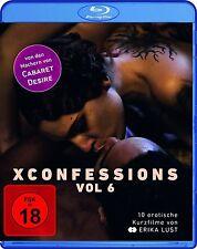 XConfessions 6 (Blu-Ray) (FSK 18) OmU mit Paulita Pappel, Silvia Rubi