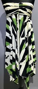 Rachel Pappo Diva Je Suis Beach Dress Size: Small RRP £175 BNWT