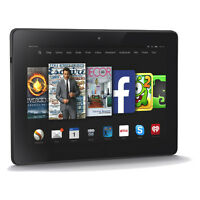 Amazon Kindle Fire HD 7 (2nd Generation) 16GB, Wi-Fi, 7in - Black VGC