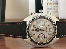 Tissot Navigator Chronograph Swiss valjoux 7734 all Stainless Steel diver plonge