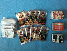 Lot of ROCKETMEN Constructible Card Game Wizkids 2005 Packs Ships Cards