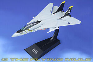 Hachette Collections 1:100 F-14A Tomcat USN VF-84 Jolly Rogers AJ200