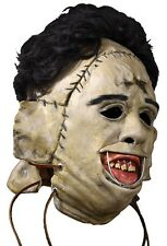 TEXAS CHAINSAW MASSACRE LEATHERFACE 1974 KILLING Mask TOT's Officially Licensed