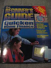 The Beginner's Guide : Quicken-QuickBook-TurboTax by David C. McKay (1995)