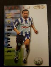 Panini RAN Sat 1 Premium Cards 1996 #55 Hilmar Weilandt Hansa Rostock