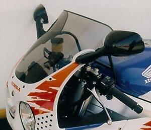 MRA Tourenscheibe HONDA CBR 900 RR -93 schwarz
