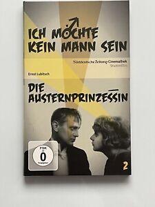 ICH MÖCHTE KEIN MANN SEIN und DIE AUSTERNPRINZESSIN auf DVD