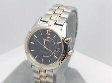 Seiko Kinetic 5M62-0C70 Two-Tone Steel Men's Watch