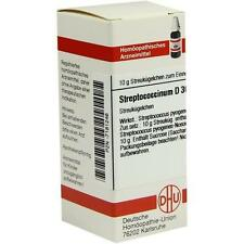STREPTOCOCCINUM D 30 Globuli 10g PZN 7181246
