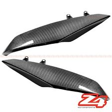 2010-2013 Kawasaki Z1000 Upper Side Mid Cover Panel Fairing Cowl Carbon Fiber