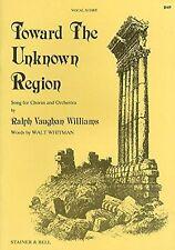 Vaughan Williams VERSO L'IGNOTO REGIONE VOC SC