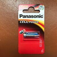 Neu Panasonic MN21 12V Alkaline Batterie A23 LRV08 K23A E23A V23GA 12 Volt