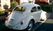 VW BEETLE 1964 SMALL WINDOW FULL BODY OFF RESTO PROJECT PANAMA COMPLETE