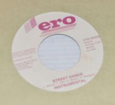 BREAK MACHINE: Street Dance 7 inch RECORD ERO