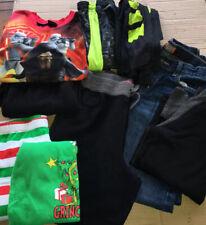 9pc Lot Boys Sz 14/16 Clothing (#B001) Nike, Old Navy & More