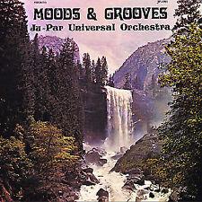 JU-PAR UNIVERSAL ORCHESTRA Moods and Grooves JU-PAR RECORDS Sealed Vinyl LP