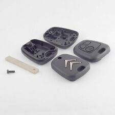 1PCS -FITS Citroen C1 C2 C3 Xsara picasso 2 Button Remote Key Fob Case  LOGO #26