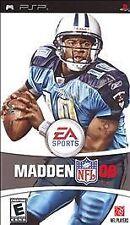 PSP Madden NFL 08