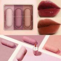 Liquid Lipstick Mirror Surface Lip Gloss Moisturizing Cup Non-stick Lip Gla S5C4