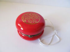 Midwest of Cannon Falls Phb Porcelain Hinge Trinket Box Red Dunkin YoYo W/String