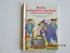 WHAT WAS THE WICKED WITCH'S REAL NAME and other character riddles Bernstein 1986