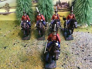 Napoleonic French Hussars 1812-1814 - 54mm