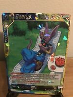 4x Focused Breakthrough BT8-065 UC Dragon Ball Super TCG NEAR MINT