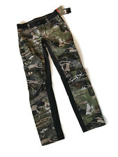 8aea2273d5931 Under Armour UA Women's Fitted Early Season Storm Forest Hunting Pants Size  4