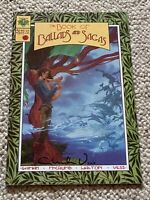CHARLES VESS Signed THE BOOK OF BALLADS AND SAGAS #1