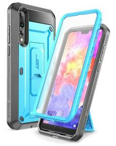 Huawei P20 Pro Case, SUPCASE Shockproof Bumper Cover+Screen Protector+Kickstand