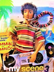 My Scene mobvie Jammin' in Jamaica Sutton figure Mattel 2003