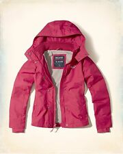 2016 Hollister Women All-Weather Outerwear Jacket size Medium new with tags