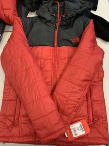 The North Face Square Synth Puffer Jacket Mens Medium (new)