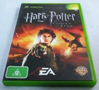 Harry Potter and The Goblet of Fire XBOX Original PAL *Complete*