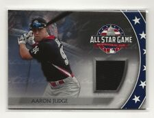 Aaron Judge 2018 Topps Update All Star Stiches Game Jersey New York Yankees