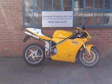 Ducati 998 Monoposto in fantastic condition 2002