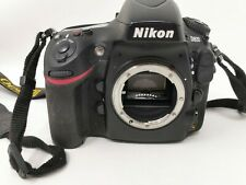Nikon D800 Body with SB900 flash 20827 actuations