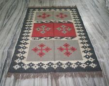 Vintage Kilim Rug Hand Woven Kilim Rug Wool Carpet Rugs Rug,Area Rug,Antique Rug