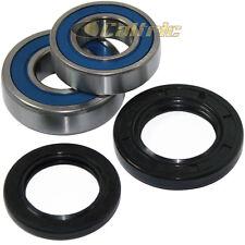 Rear Wheel Ball Bearings Seals Kit for Yamaha YZ125 1999-2014